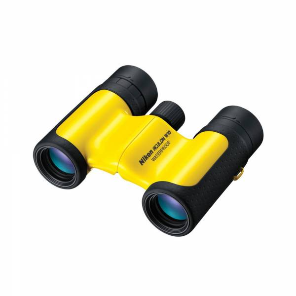 Nikon ACULON W10 8x21 Binocular in Yellow