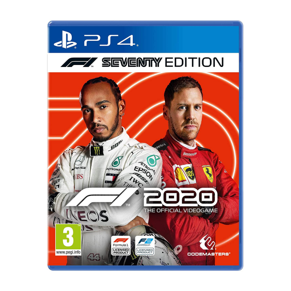 F1 2020 Seventy Edition PS4 Game