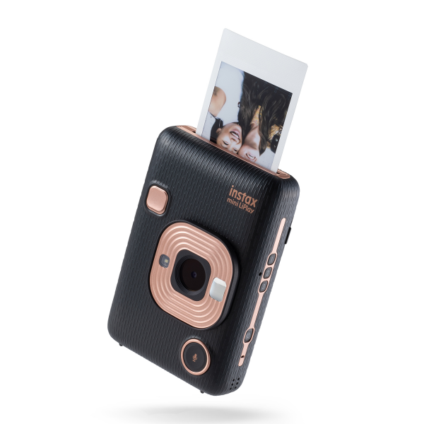 Fujifilm Instax Mini LiPlay hero image