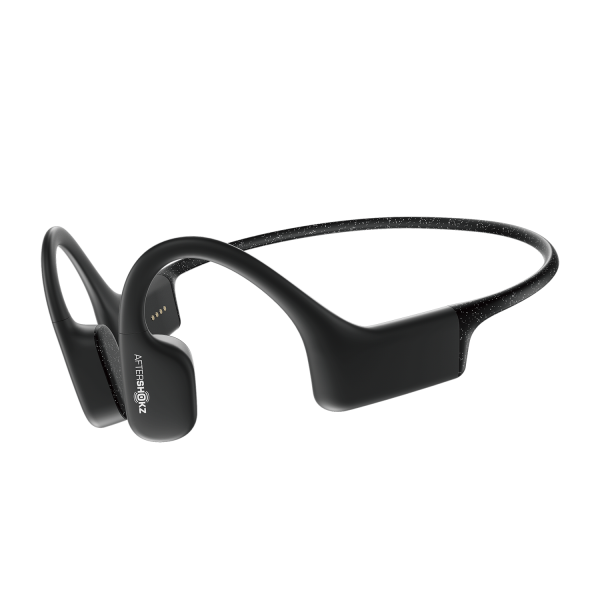 AfterShokz Xtrainerz Bone Conduction Wireless Headphones in Black Diamond