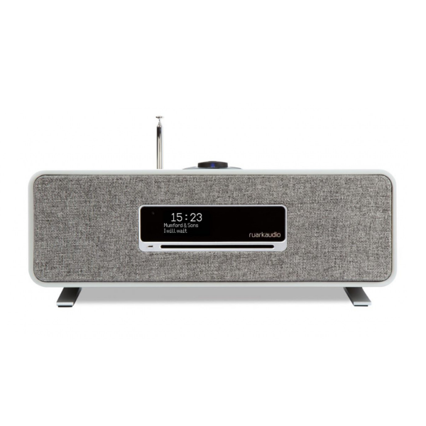 Ruark R3 Compact Music System in Soft Grey