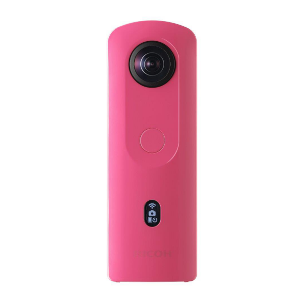 Ricoh Theta SC2 360° Camera in Pink