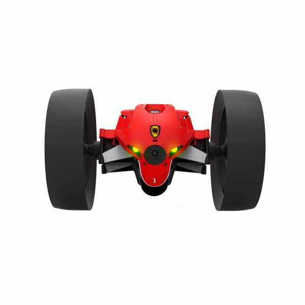 Jumping Race Max Minidrone in Red (PF724301) front facing