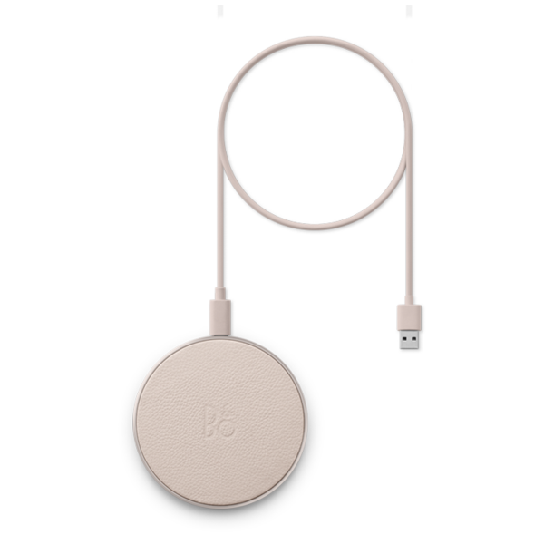 Bang & Olufsen Beoplay Wireless Charging Pad in Limestone