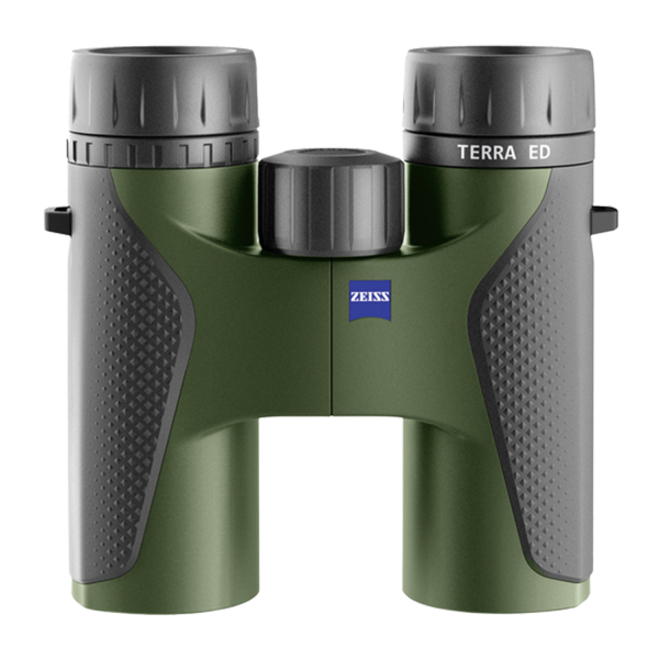 Zeiss Terra ED 8x32 Binoculars in Black/Green