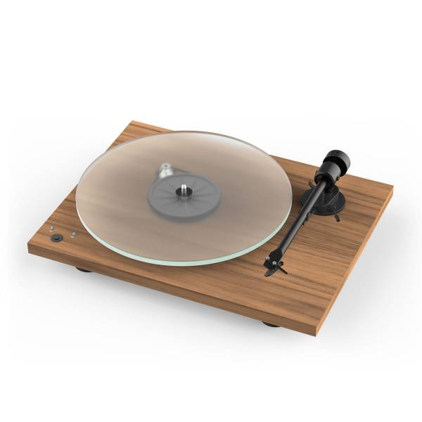 Pro-Ject T1 Bluetooth Turntable in Walnut