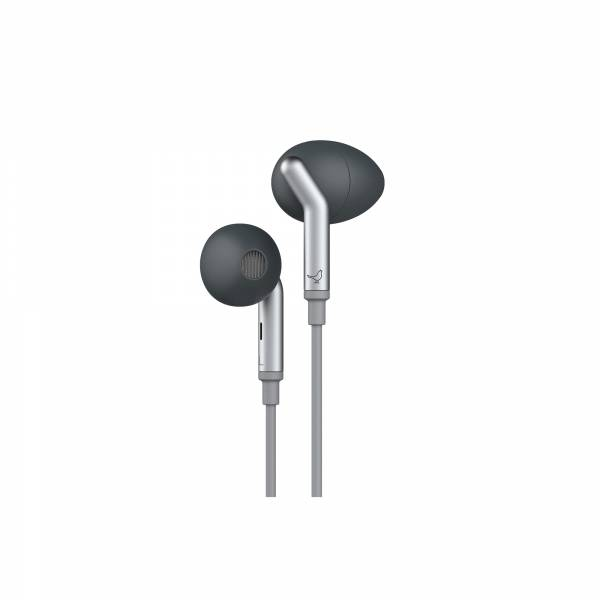 Libratone Q-Adapt In-ear Headphones in Stormy Black