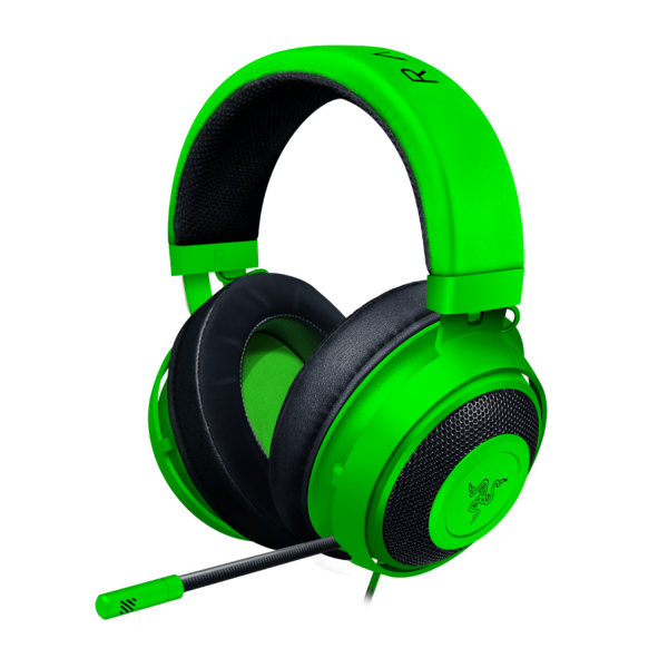 Razer Kraken PC Gaming Headset in Green