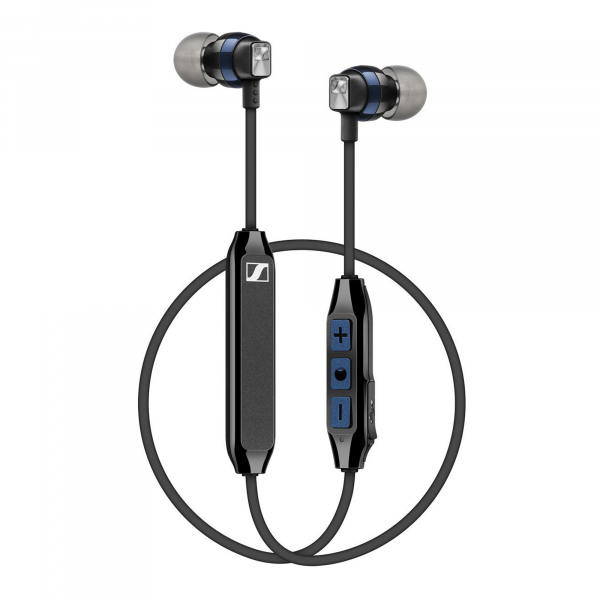 Sennheiser CX 6.00BT Wireless In-Ear Headphones in Black