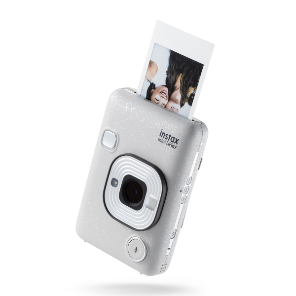 Fujifilm Instax Mini LiPlay white hero image