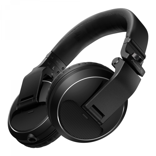 Pioneer DJ HDJ-X5 Professional Over-Ear DJ Headphones in Black
