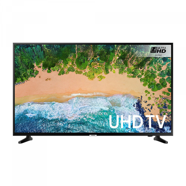 Samsung UE43NU7020 TV - Front View