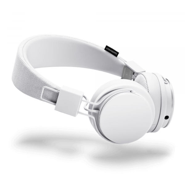 Urbanears Plattan 2 On-Ear Headphones in True White