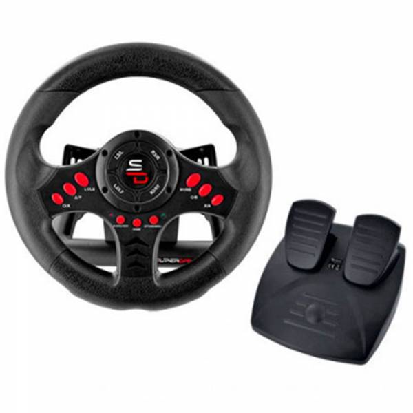 Ssonic SV400 racing wheel main