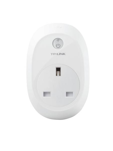TP-Link HS100 Smart Wi-Fi Plug Socket with Energy Monitor front view