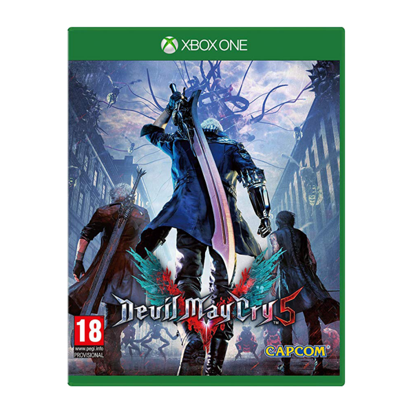 Devil May Cry 5 - Xbox One Game