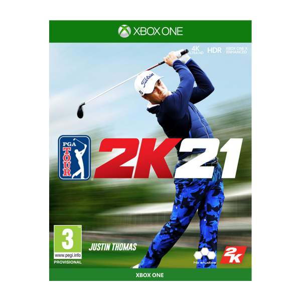 PGA Tour 2k21 Xbox One Game