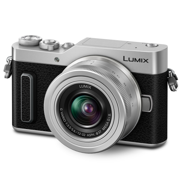 Panasonic Lumix DC-GX880K Digital Mirrorless Camera in Silver