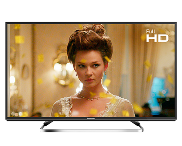"Panasonic 40"" 40FS503B Full HD LED Television front view"