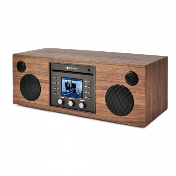 Como Audio Musica Wireless Multi-Room Music System in Walnut