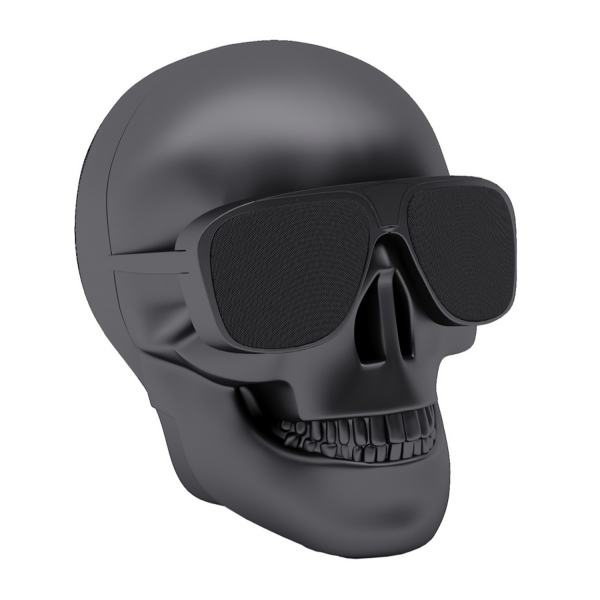 Jarre AeroSkull Nano Bluetooth Speaker Dock in Matt Black