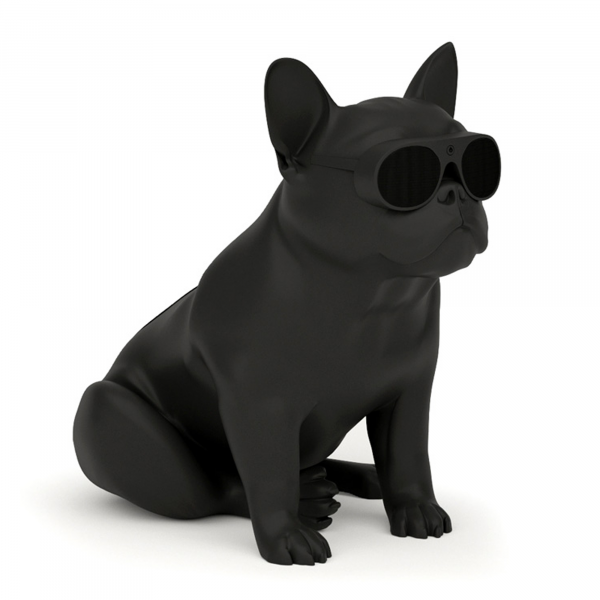 jarre aerobull hd1 matte black side view