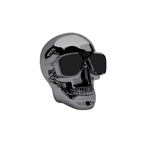 Jarre Aeroskull XS+ in Chrome Black