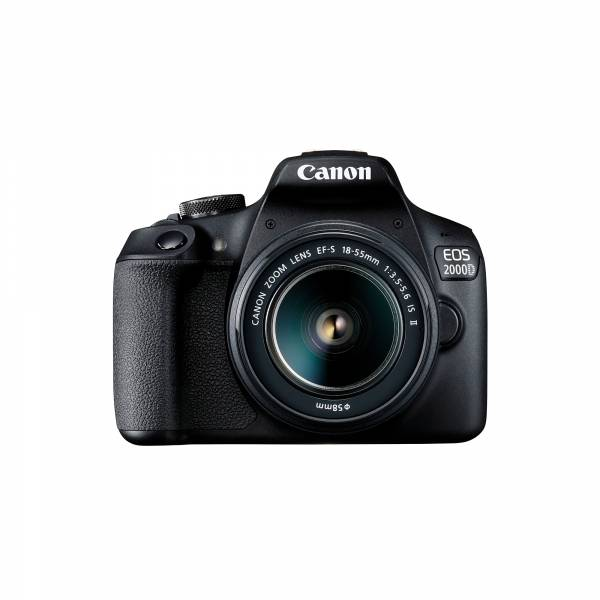Canon EOS 2000D front view
