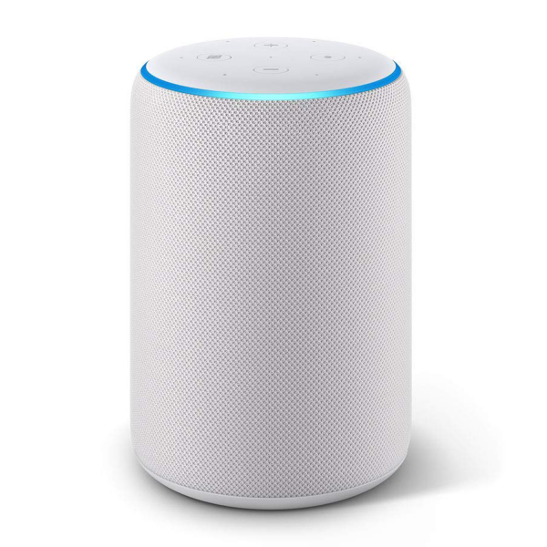 Amazon Echo Dot 2nd Gen Smart Speaker in Sandstone Fabric