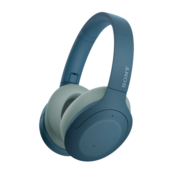 Sony WH-H910N Wireless Noise Cancelling Headphones in Blue