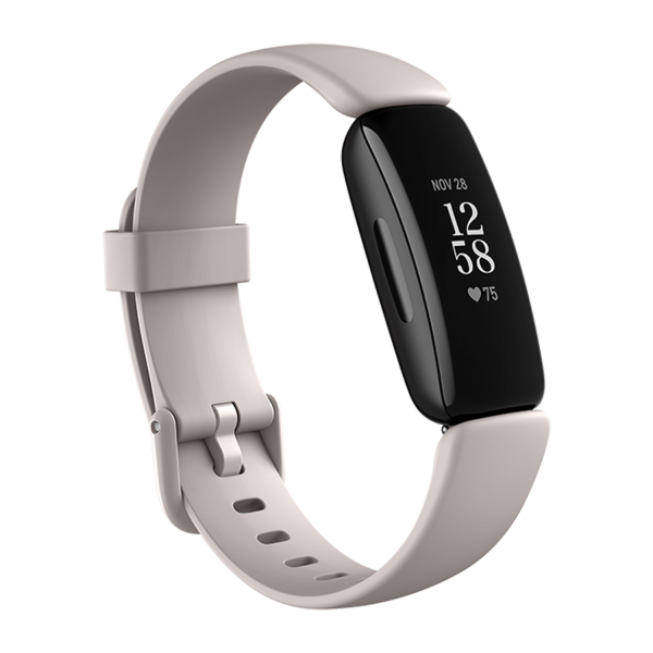 Fitbit Inspire 2 Fitness Tracker in Lunar White
