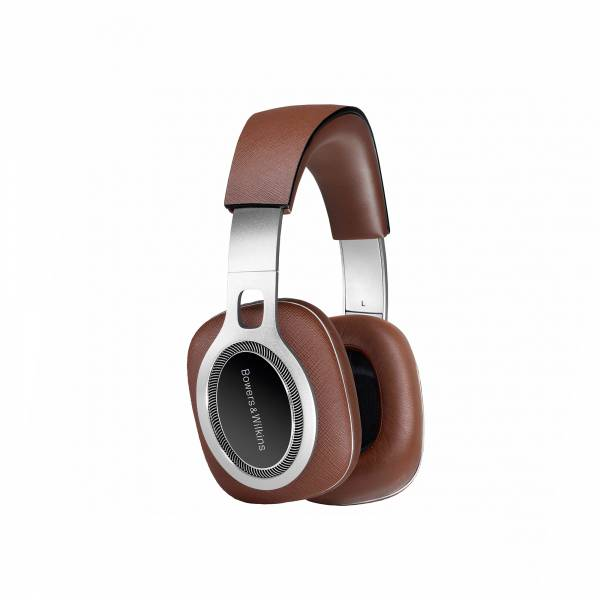 Bowers & Wilkins P9 Signature Over-Ear Headphones in Brown