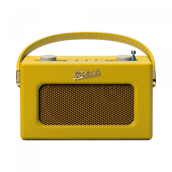 Roberts Revival Uno DAB+/DAB/FM Digital Radio in Yellow Submarine