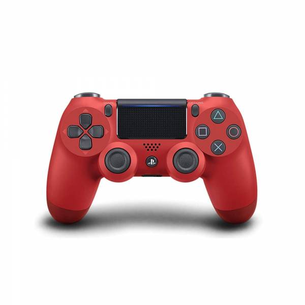 Dualshock 4 V2 Wireless Magma Red Controller
