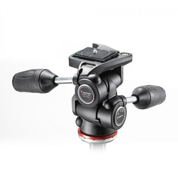 Manfrotto MH804-3W 3 Way Tripod Head Mark II