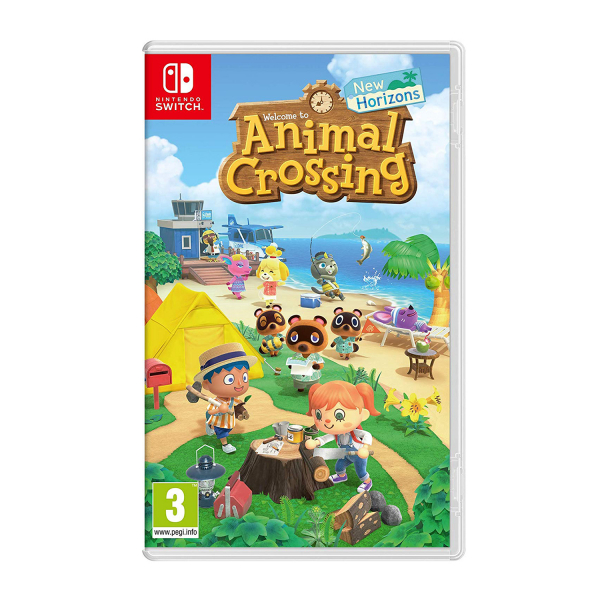 Nintendo Animal Crossing: New Horizons, Switch