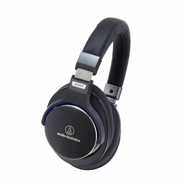 Audio-Technica ATH-MSR7 Over-Ear High-Resolution Headphones in Black