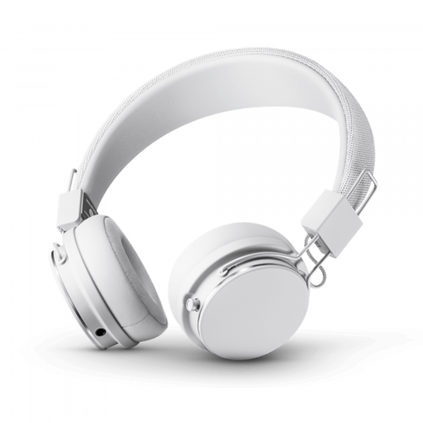 Urbanears Plattan 2 Wireless On-Ear Headphones in True White