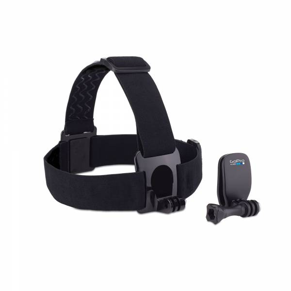 GoPro Head Strap & QuickClip (ACHOM-001) head strap