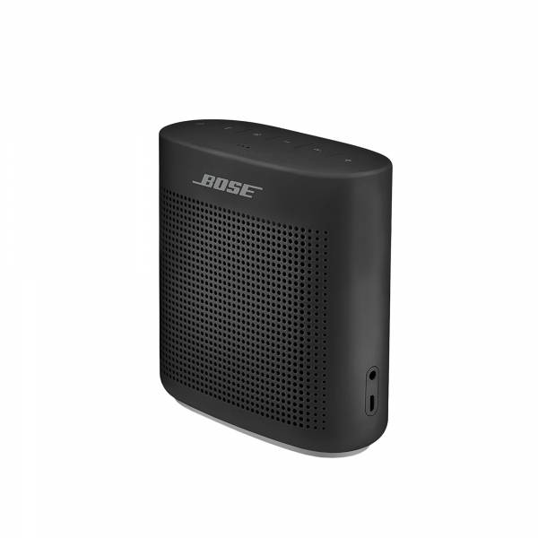 Bose SoundLink Colour II Bluetooth Speaker Black right tilted