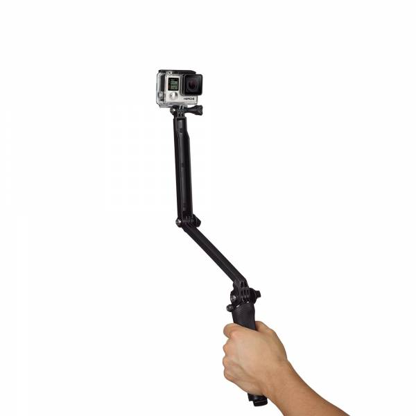 GoPro 3-Way Grip (AFAEM-001) full extended arm