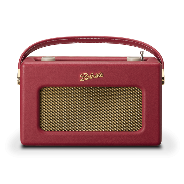 Roberts Revival iStream 3 DAB+/FM Internet Smart Radio in Berry Red
