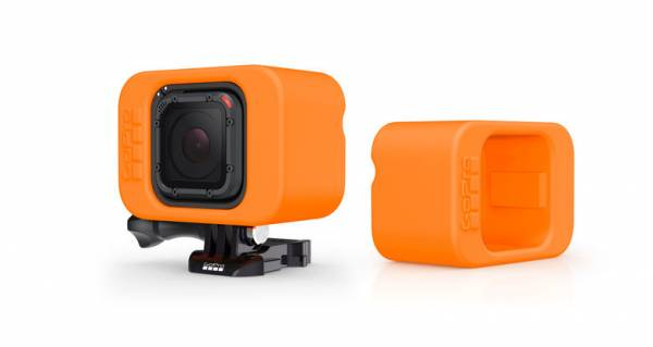 GoPro Floaty Hero Session Cameras with camera