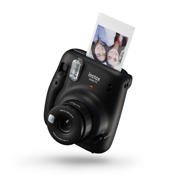 Fujifilm instax Mini 11 Instant Camera in Charcoal Gray