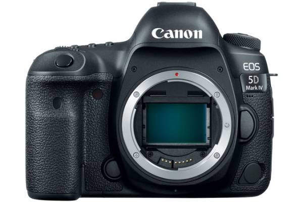 Canon EOS 5D Mark IV Digital Camera - Body Only
