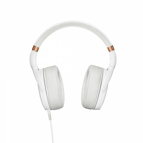 Sennheiser HD 4.30I Around-Ear Headphones in White front