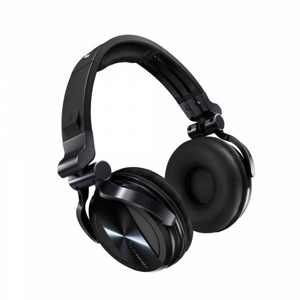 Pioneer HDJ-1500-K Professional DJ Headphones in Black side right view