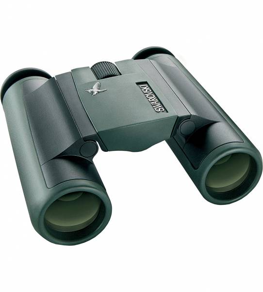 Swarovski CL Pocket 10x25 Binoculars tilted view