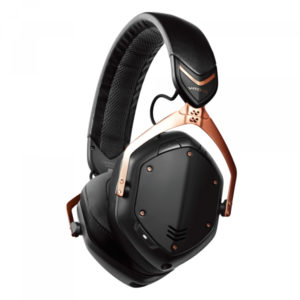V-MODA Crossfade 2 Wireless Codex Edition Headphones in Rose Gold