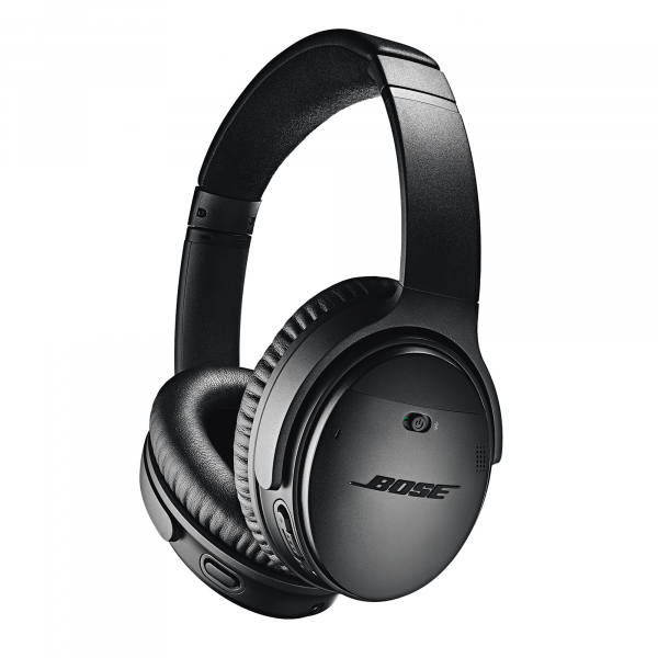 Bose QuietComfort® 35 II Wireless Over-Ear Headphones in Black
